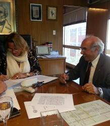 Firma Convenio Ministerio Desarrollo Social 2