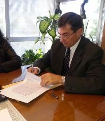 Firma Convenio Ministerio Desarrollo Social 3