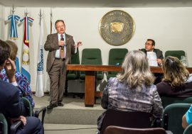 El Dr. Pérez Gallardo en Córdoba