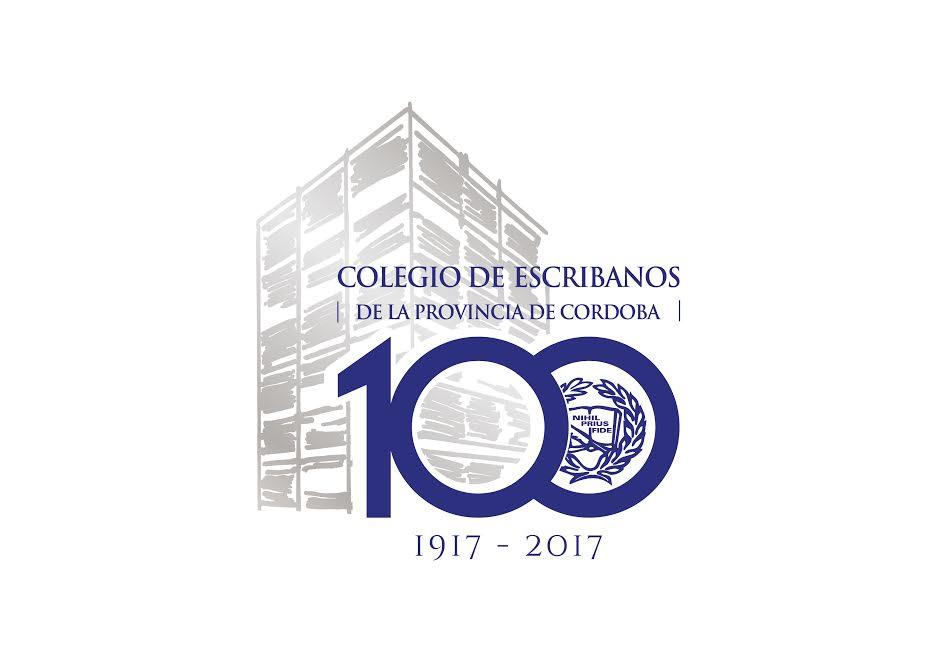 Logo Centenario en alta