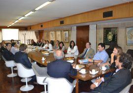 Autoridades intercambiaron opiniones sobre Sinceramiento y transferencia de bienes
