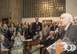 Se inauguró la muestra de Roger Mantegani