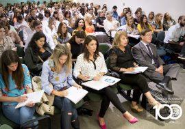 Casi 200 personas en el Seminario sobre Títulos Notariales