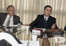 Se realizó la reunión del Instituto de Cultura Notarial