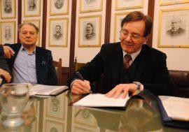 Convenio de colaboración institucional con el Colegio de Escribanos de CABA