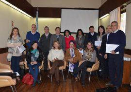 El H. Consejo Directivo sesionó en Río Cuarto
