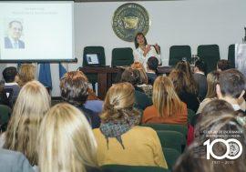 La Dra. Puerta de Chacón expuso sobre derechos reales