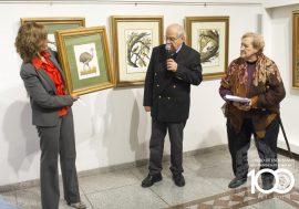 """La muestra """"Aves de América"""" de Jorge Warde reflejada en los medios"""