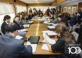 Con importante concurrencia se realizó la reunión del Instituto de Cultura Notarial
