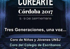 El Coro del Colegio actúa en Corearte 2017
