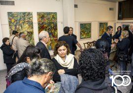 Se inauguró la muestra de Jorge Cruz Crinejo