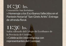 Celebración Día Internacional del Notario 2017
