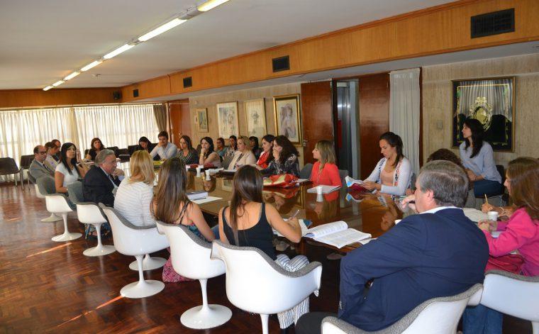 Se realizó un nuevo encuentro del Instituto de Cultura Notarial