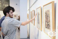 Se inauguró la Muestra Homenaje a Horacio Álvarez