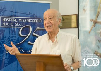 Video de la Presentación del Dr. Ighina en el Hospital Misericordia