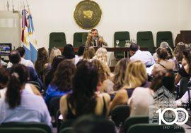 La Comisión de Escribanos Noveles dio inicio al ciclo de actividades 2018