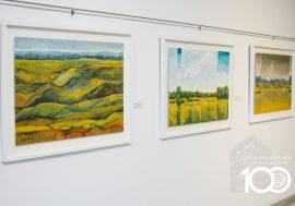 """La Galería de Arte inició su ciclo 2018 con la muestra """"Horizonte/s"""""""