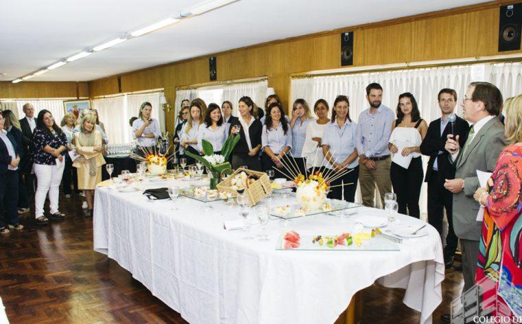 El Colegio de Escribanos conmemoró el Día Internacional de la Mujer