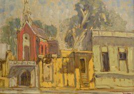 Muestra homenaje a Ricardo Pedroni