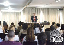 Se dio inicio a las sesiones del Instituto de Cultura Notarial del año en curso