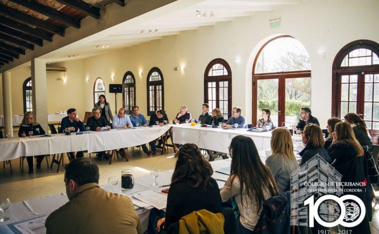 Se llevó a cabo la Reunión de Actualización de Honorarios Mínimos