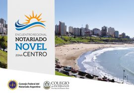 Encuentro Regional Notariado Novel Centro
