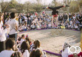 Con sol, alegría y regalos, el Colegio de Escribanos festejó el Día del Niño
