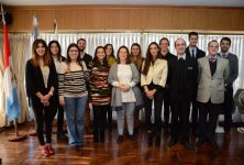 El Colegio de Escribanos y la Comisión de Escribanos Noveles dieron la bienvenida a los nuevos notarios
