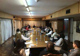 Se llevó a cabo otro encuentro del Ciclo de Charlas de Derecho de Noveles para Noveles