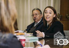 Se realizó una nueva reunión del Instituto de Cultura Notarial