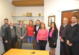 El Colegio de Escribanos renovó el Convenio de Colaboración Institucional con el Ministerio de Desarrollo Social