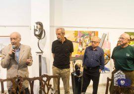"""Abrió la muestra """"Visiones Interiores"""" en la Galería de Arte"""