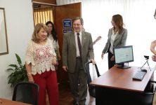 Se inauguró la Oficina Autoridad Registro de Firma Digital