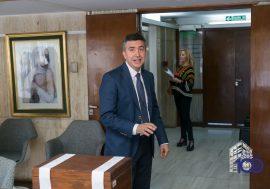 El Escribano Horacio Ortiz Pellegrini resultó elegido como nuevo presidente del Colegio de Escribanos de la Provincia