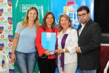 Oliva: Entrega de Escrituras Sociales en el marco del Convenio Vigente con la Dirección de Vivienda