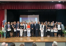 Asumieron las nuevas autoridades del Colegio de Escribanos