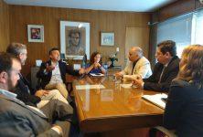 Las autoridades del Colegio se reunieron con sus pares del Consejo Profesional de Ciencias Informáticas