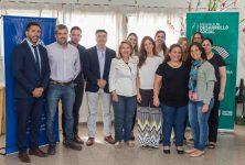 El Colegio de Escribanos participó en la firma y entrega de escrituras sociales