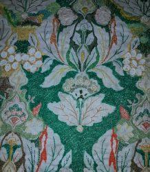 2 - Dora Burlet - Sashiko- Bordado con hilos de algodón s encaje antiguo