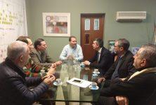 Visita del HCD a Marcos Juárez