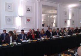 Reunión de Presidentes de Colegios en el CFNA