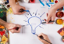 Invitación a Escribanos creativos