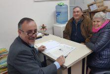 El Colegio presente en la firma de escrituras sociales