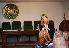 Julieta Gallino: Decana de la F. de Derecho y Cs. Sociales – UCC