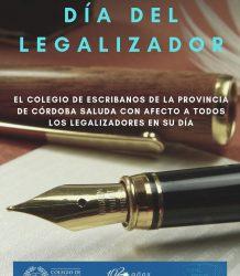 dia del legalizador pagina