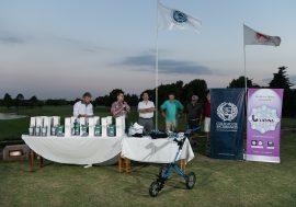 Torneo de Golf «Copa Aniversario Colegio de Escribanos»
