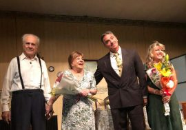 Teatro en el Colegio: «Visita de novio»