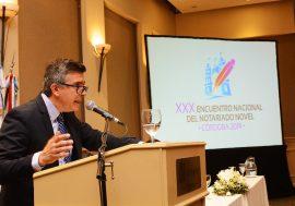 ¡Exitoso XXX Encuentro Nacional del Notariado Novel!