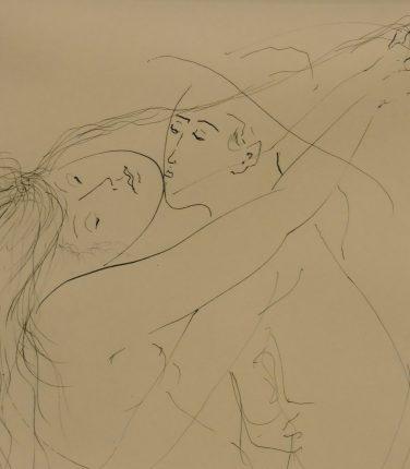 Hasta el 02 de Marzo continúa la Muestra «Línea y Enigma», de Eduardo Setrakian