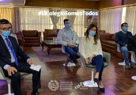 Viviendas Sociales: El Colegio renovó su apoyo